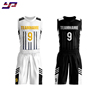 Custom factory hot Selling best design dri-fit basketball jersey sets uniforms