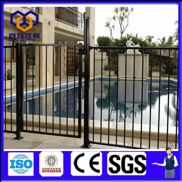 nuevo diseo ecolgico acero galvanizado valla de hierro forjado vallas de hierro forjado para la