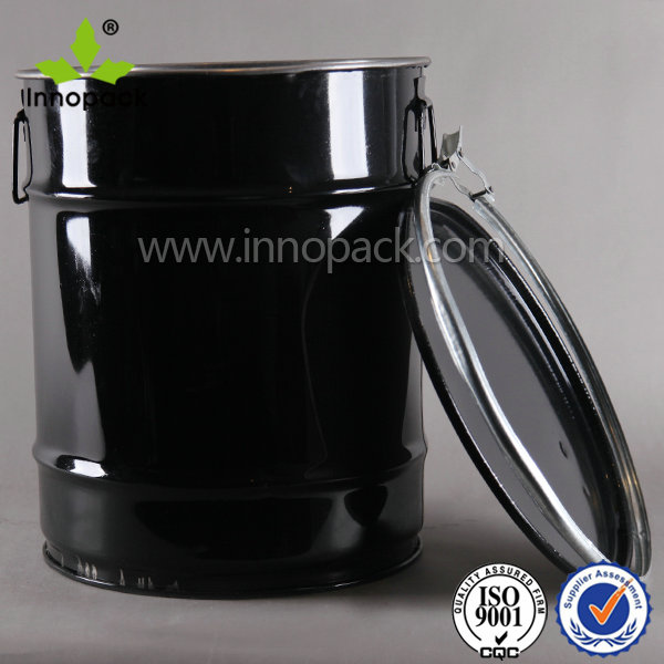 60 liter steel drum chemical use drum with two handles wholesale