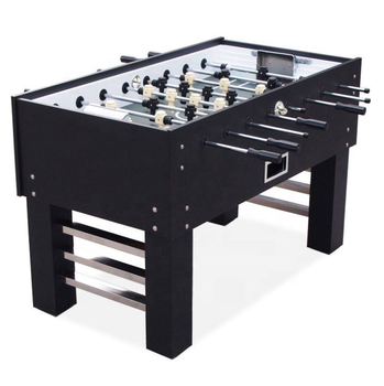 Soccer Products and Heavy Duty Football Table,5Ft Games Sports Foosball Soccer Table