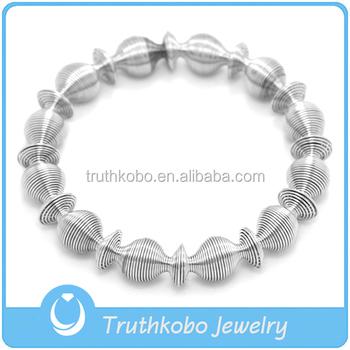 Unique Design Jcm Stainless Steel Bracelet Parts Cable