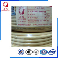 Yellow color PVC insulated BVR10mm2 Single core copper flexible electric wire