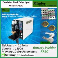 Battery Spot Arc Welding Equipment PR50