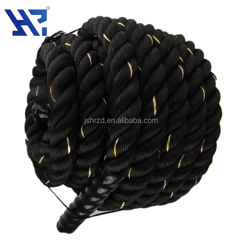 High quatity 38mm polyester battling ropes