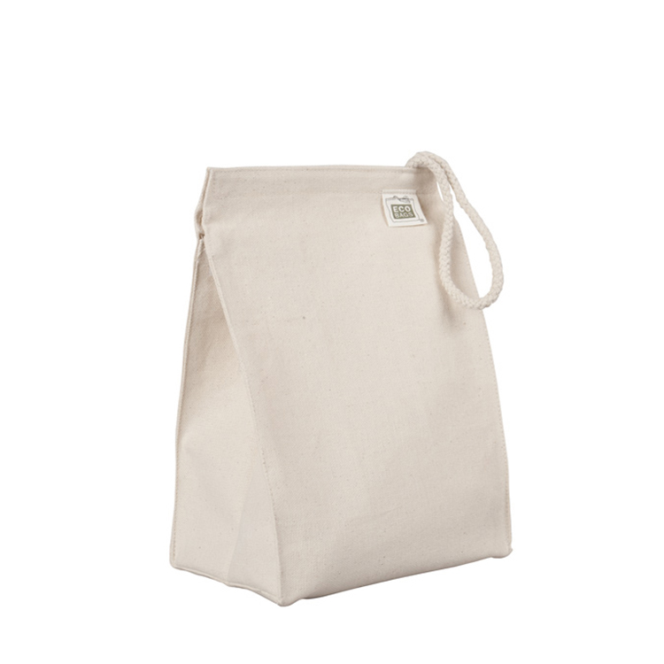 Promotional Small Cotton Drawstring Bags Canvas Bag Draw String ...