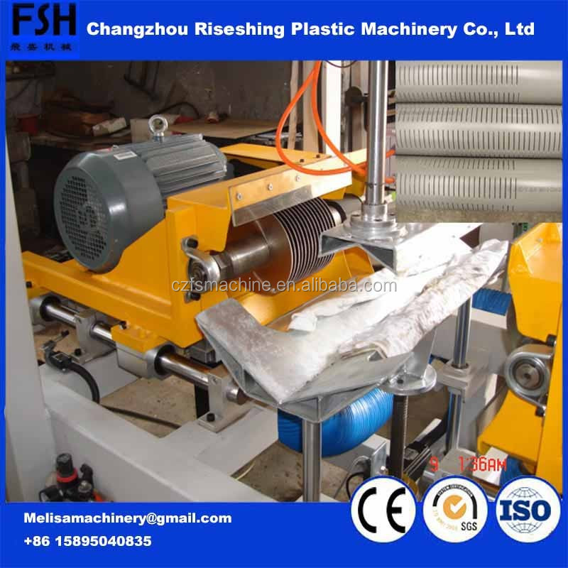 Factory Reverse Rolled Slot Wire Wrapped Screens Machine