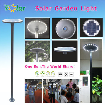 Low Voltage Solar Led Outdoor & Landscape Lighting With Galvanized ...