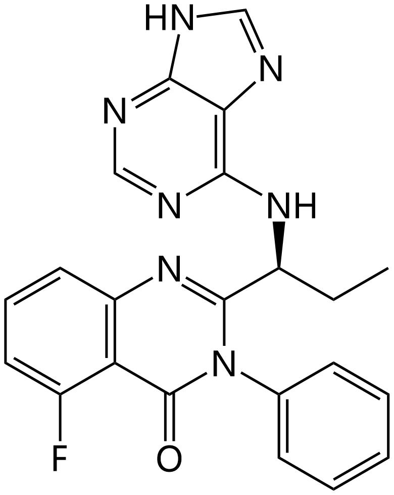 API CAS 870281-82-6 Idelalisib