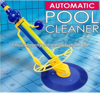 automatic cleaner for swimming pool