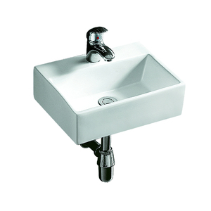 HY3047 antique trough sink bathroom ceramic fancy sink