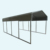 Prefabricated Garage Steel Shed Carport and steel frame carport parts