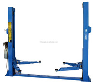 Indoor the cheapest 4 tons auto two post lift with cable synchronization TDY-2D40M