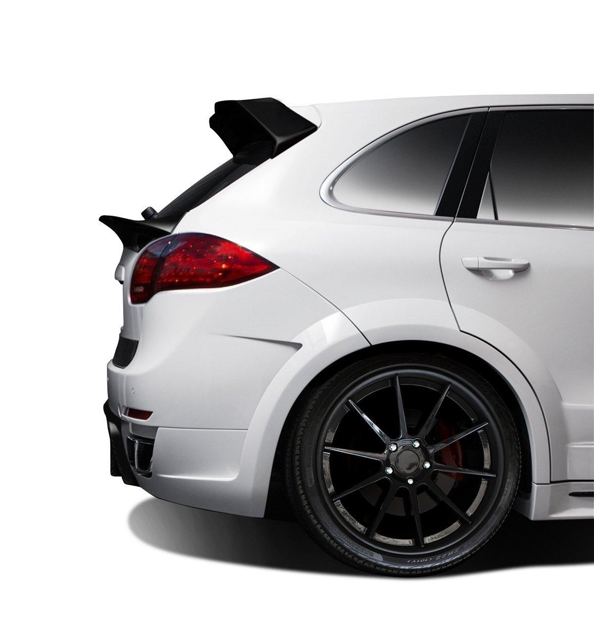 2011-2014 Porsche Cayenne AF-4 Wide Body Rear Fender Flares ( GFK ) - 4 Piece