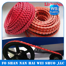 Professional manufacture t link adjustable v belt at low price