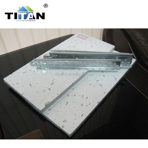 12mm Acoustic Suspended Mineral Fiber Ceiling Board