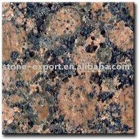 black galaxy granite stone tile supplied by China newstar stone company