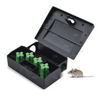 Pest Control Products Plastic Mouse Bait Station Bait Box