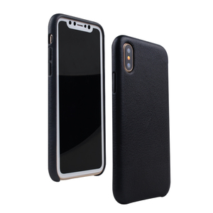 DFIFAN high quality real leather cell phones case for iphone x phone covers for iphone x custom leather case