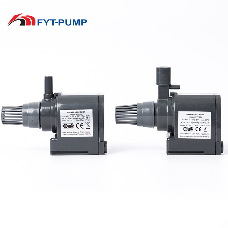 FY-100 wholesale china 110v household sump fountain pump submersible