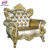 simple quality made in China wooden sofa set designs