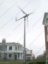 horizontal variable pitch 3kw wind turbine generator, ISO, CE