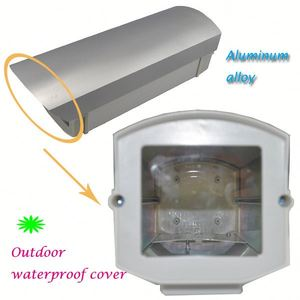 Best price wholesale!!! variety of aluminum alloy outdoor security camera cover for cctv camera