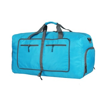 Oversized Utility Gym Exercise Fitness Bag Travelling Weekend Luggage Packable Duffle Bags
