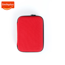 Red Comprehensive First aid kit bag