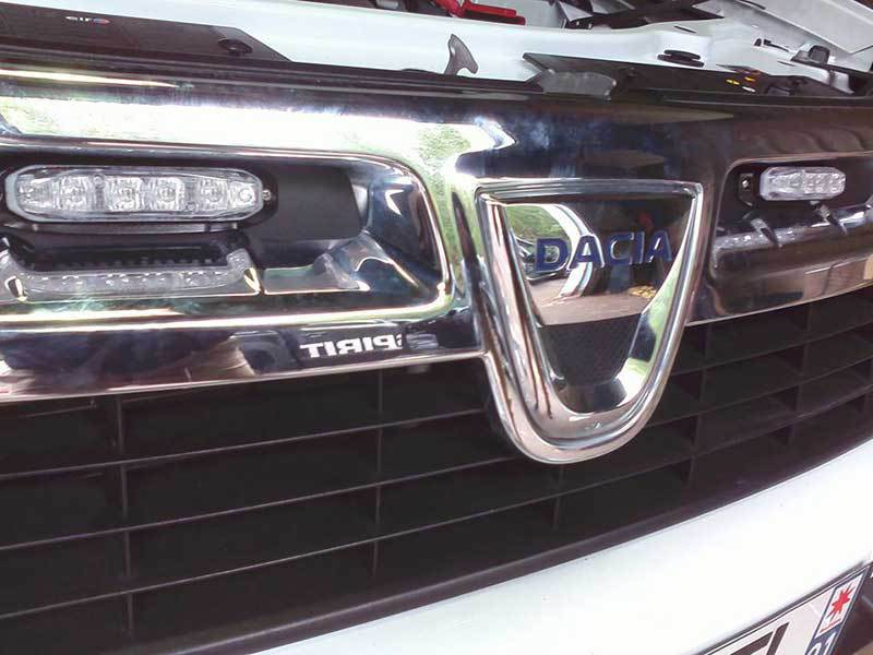 Led Lighthead,Grille Light For Police Trucks Vehicle With R65 Sae ...