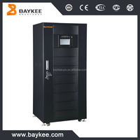 Baykee pure sine wave 10kva online power supply ups power system/10kva rack mount ups
