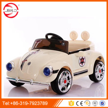 2016 Hot Sale Toy Car Assembly Ride On Toy Car Battery Operated Toy