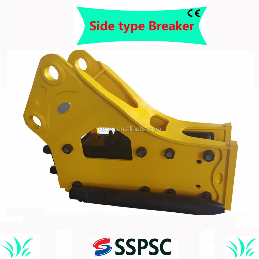 Hot Sales!SSPSC Construction Machine Hydraulic Breaker with Honda Engine