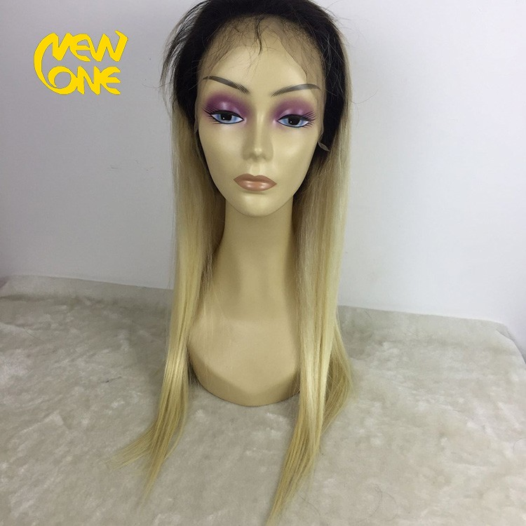 Glueless Full Lace Wig Blonde Wigs For Black Women