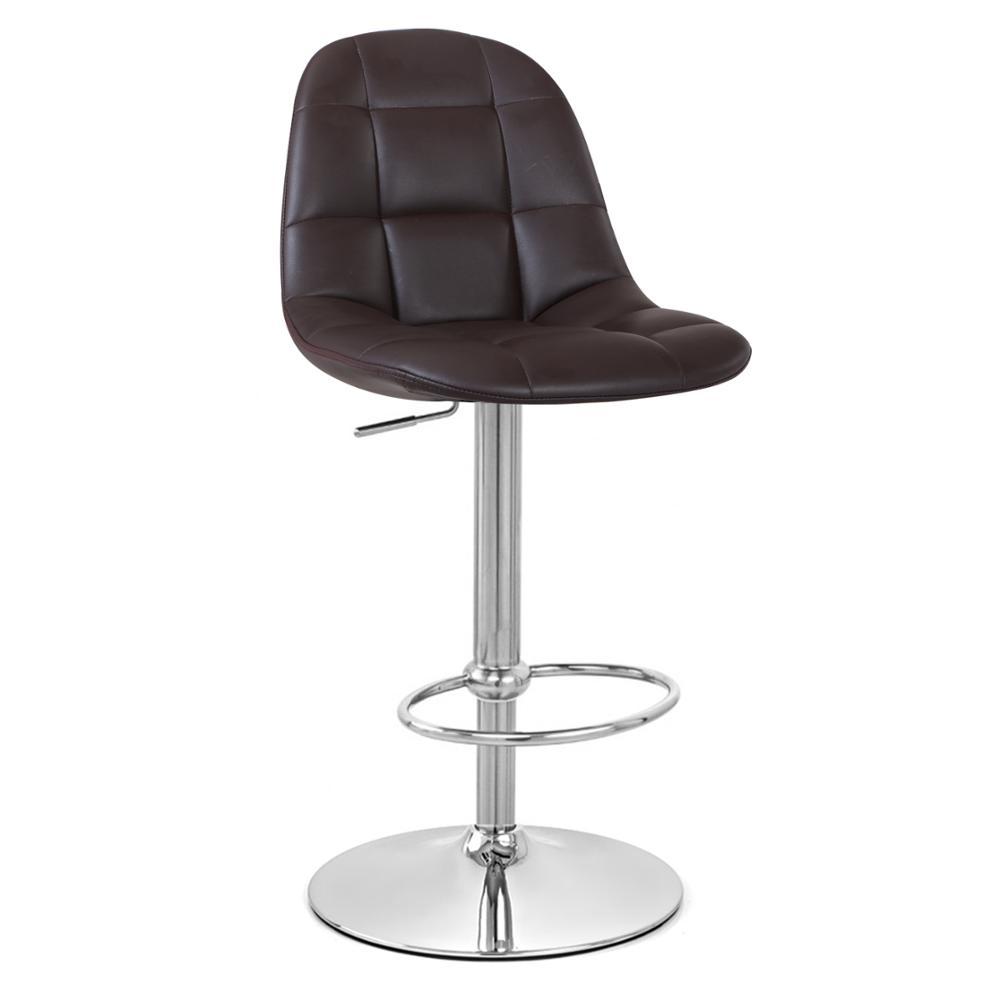 offre spéciale coloré pu siège tabourets de bar modernes chaises de