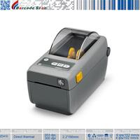 Zebra ZD410 Wi-Fi Bluetooth Smallest Direct Thermal Desktop Printer