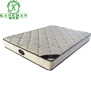 Wholesale Supplier Luxury Vacuum Packed Sleep Well Thin Mattress Pad