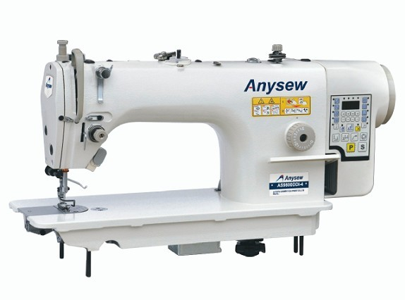 As400ddi40 Directdrive Industrial Computerized Lockstitch Enchanting Automatic Sewing Machine