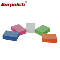 Disposable Mini Sponge Nail Buffer Block Salon Use