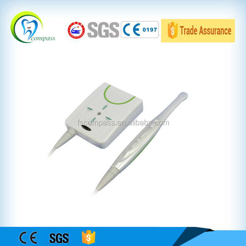 Foshan Compass dental Teeth Wired Intra Oral Camera for PC and Monitor with USB