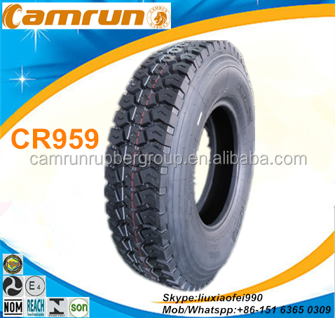SASO Chinese TBR manufacturer produce 315/80R22.5 12.00R24