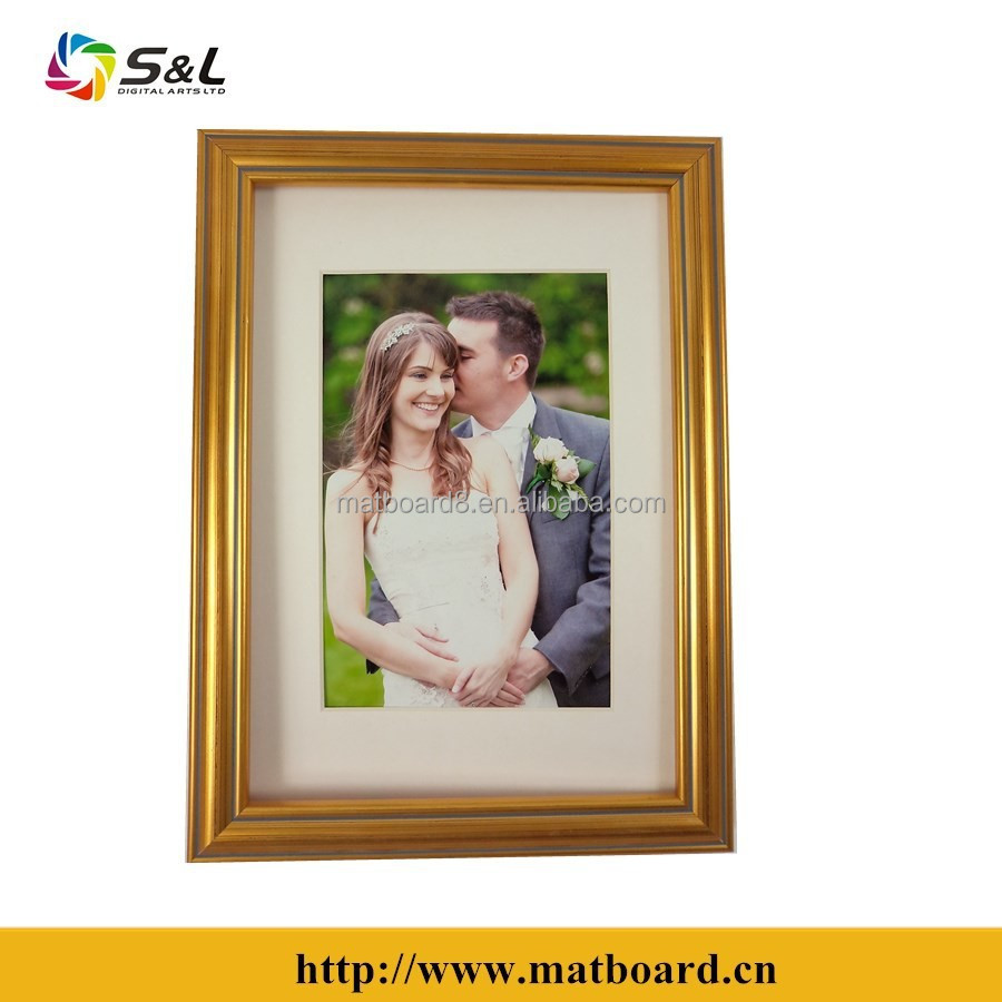 China factory custom wooden frame photo different size for chioce