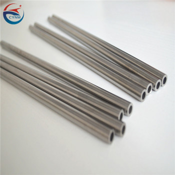 pure rotatable Moly rod Molybdenum tube for Sapphire Growing Furnace