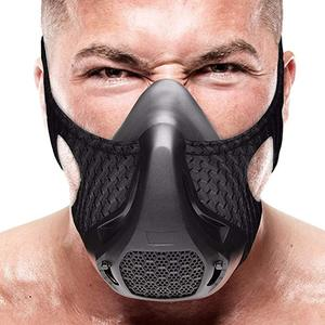 Factory Supply New Design 24 Breathing Levels Gym Fitness Workout Training Mask With Top High Quality