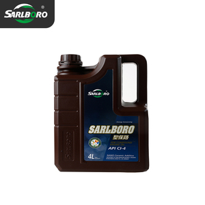 Chinese manufacturing high quality synthetic diesel engine oil API CI-4 SAE  5w30 10w30 10w40 15w40 20w50 lubricant oil
