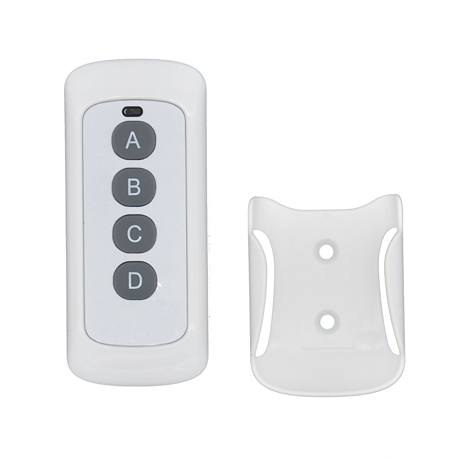 get quotations homee universal gate and garage door opener remote portable wall keypad for home garage - Universal Garage Door Opener Lowes