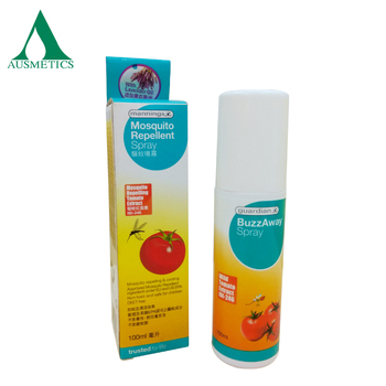 3-IN-1 Herbal Mosquito Repellent Spray