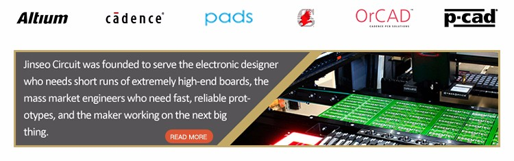 PCB Design Layout and PCB Prototype manufacturer