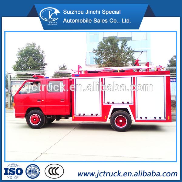 la taille du camion de pompier pompes pour d 39 incendie truckjmc 4x2 3000l r servoir d 39 eau lutte. Black Bedroom Furniture Sets. Home Design Ideas