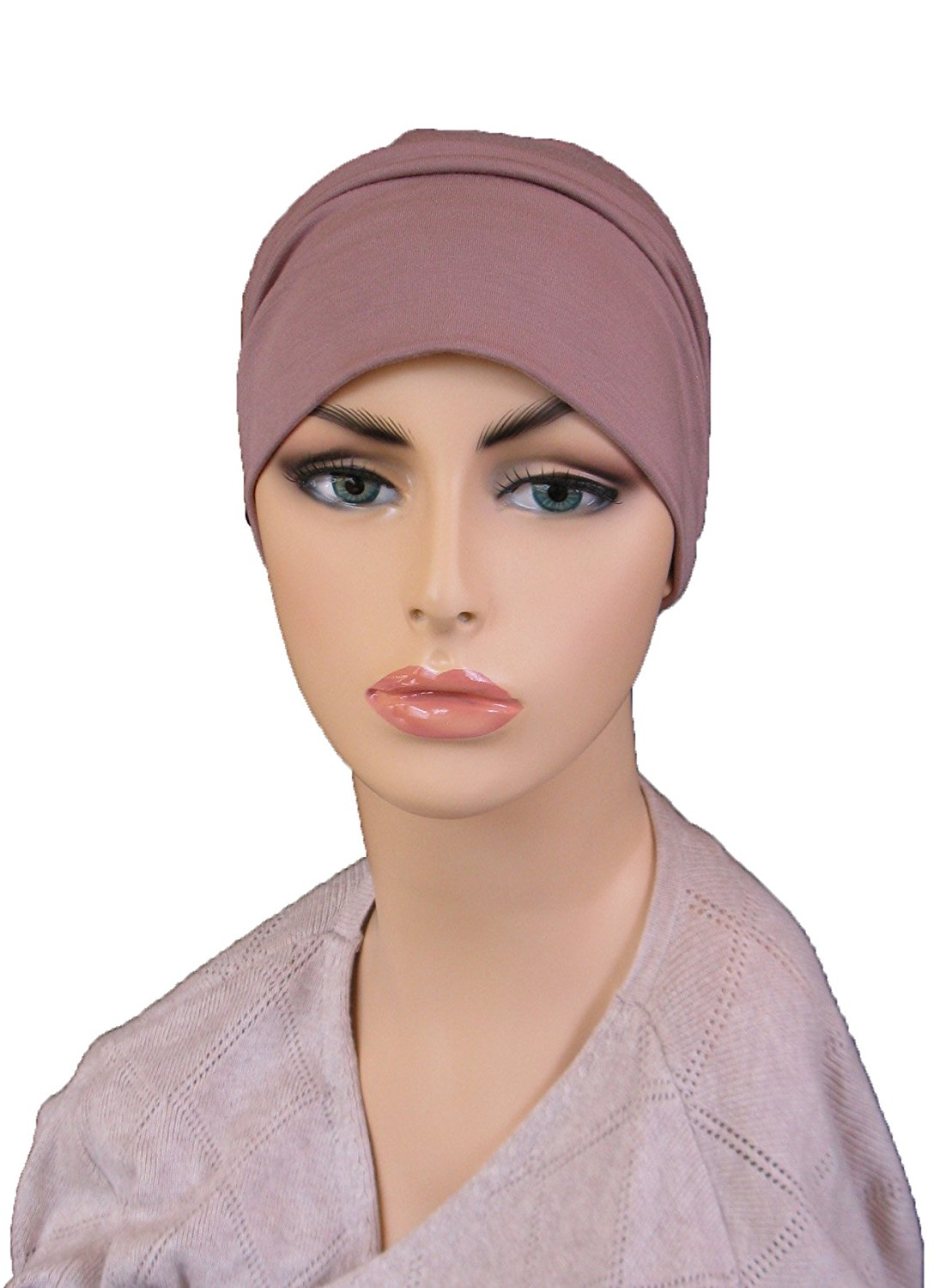 90d7e9724d880 Get Quotations · All Things Blooming Chemo Headwear Mens or Womens Bamboo  Soft Chemo Caps