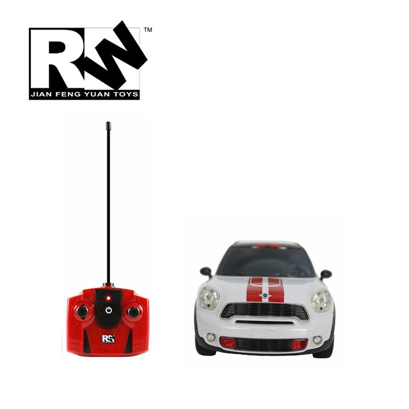 1:18 scale mini john cooper works remote control car manufacturer